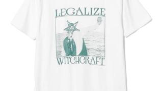 渡辺翔太 Snow Man 私服 Good Morning Tapes / Legalize Witchcraft Tシャツ