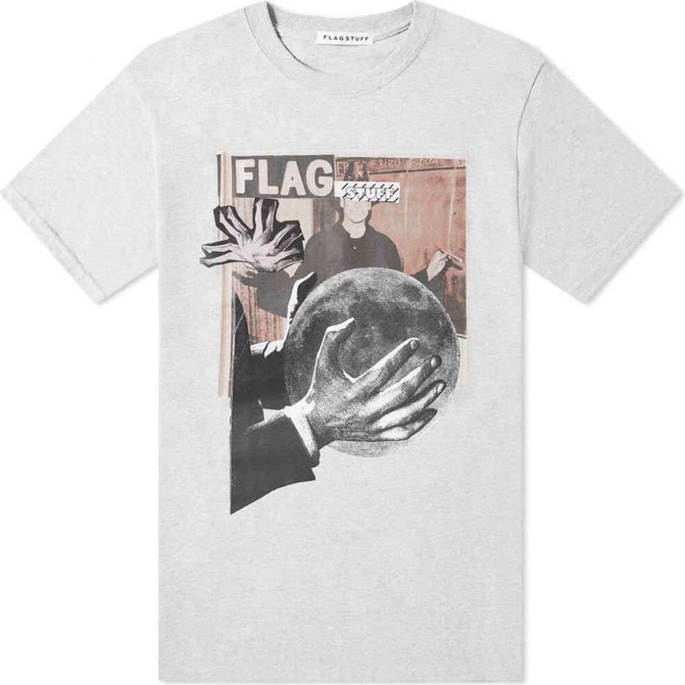 宮舘涼太 私服 Flagstuff Cut Up Tee Tシャツ すのちゅーぶ Snow Man