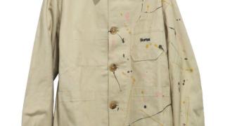 藤ヶ谷太輔 Aスタジオ+ Aスタ 衣装 SELFMADE by Gian Franco Villegas / SE Saharian Jacket ペインティングジャケット