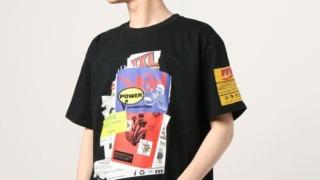 有岡大貴 ヒルナンデス 衣装 5/25 Veni Vedi Vici / AFFICHISTE プリントTシャツ