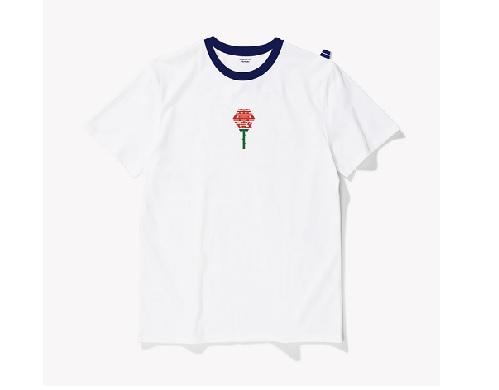 浮所飛貴 私服 美少年 美 少年 ブランドニホン 薔薇T Tシャツ
