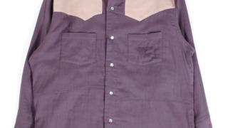 目黒蓮 それスノ それSnowManにやらせて下さい めめ MYne】ガーゼパッチシャツ/Gauze Patch Shirt