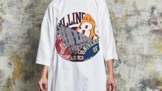 ラウール それスノ それSnowManにやらせて下さい MAISON SPECIAL パッチワークカレッジ刺繍プライムオーバーTシャツ