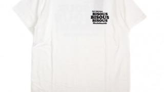 ラウール 私服 すのちゅーぶ Tシャツ BISOUS SKATEBOARDS / ビズー スケートボーズ