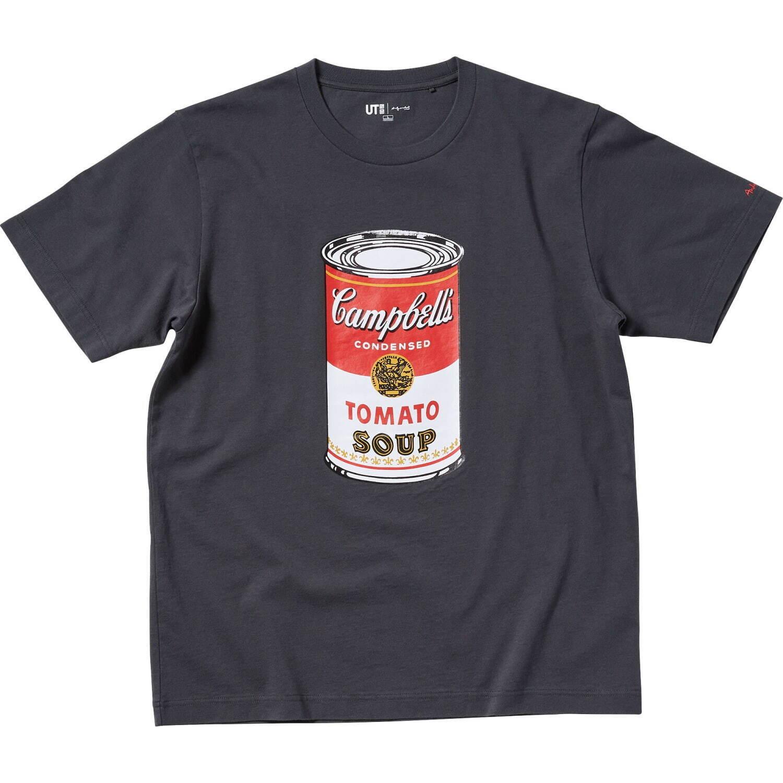七五三掛龍也 私服 Travis Japan Tシャツ アンディ・ウォーホル / ジャン=ミシェル・バスキア / キース・ヘリング UT グラフィックTシャツ