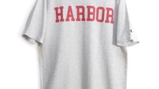 """ラウール 私服 CALIFOLKS カリフォークス [ CFCT2101H] チャンピオン 半袖 Tシャツ""""HARBOR"""" CHAMPION 7oz HEAVY T-SHIRT Tシャツ Snow Man スノーマン スノチューブ"""