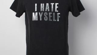 宮田俊哉 キスブサ 衣装 7/29 レミレリーフ / REMI RELIEF / スペシャル加工 Tシャツ / I HATE MYSELF