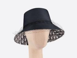 佐藤龍我 私物 私服 帽子 ハット Dior TEDDY-D ボブハット