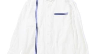 中島健人 Sexy Zone 衣装 シャツ duet 10月号 NUMBERNINE OVERSIZED REFLECTOR TAPE DOUBLE GAUZE SHIRT/オーバーサイズ リフレクター ダブルガーゼ シャツ