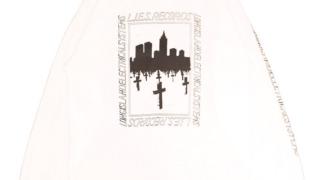 佐久間大介 Snow Man 衣装  Snow World  Tシャツ DOMICILE BQE GRAVE LONG SLEEVE TEE