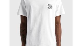 深澤辰也 私服 Snow Man スノーマン Loewe メンズ Tシャツ トップス【Anagram T-shirt】