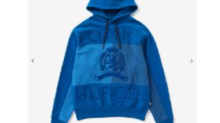 八乙女光 ヒルナンデス 衣装 HeySayJUMP TOMMY HILFIGER THC Crest Flag Hoody